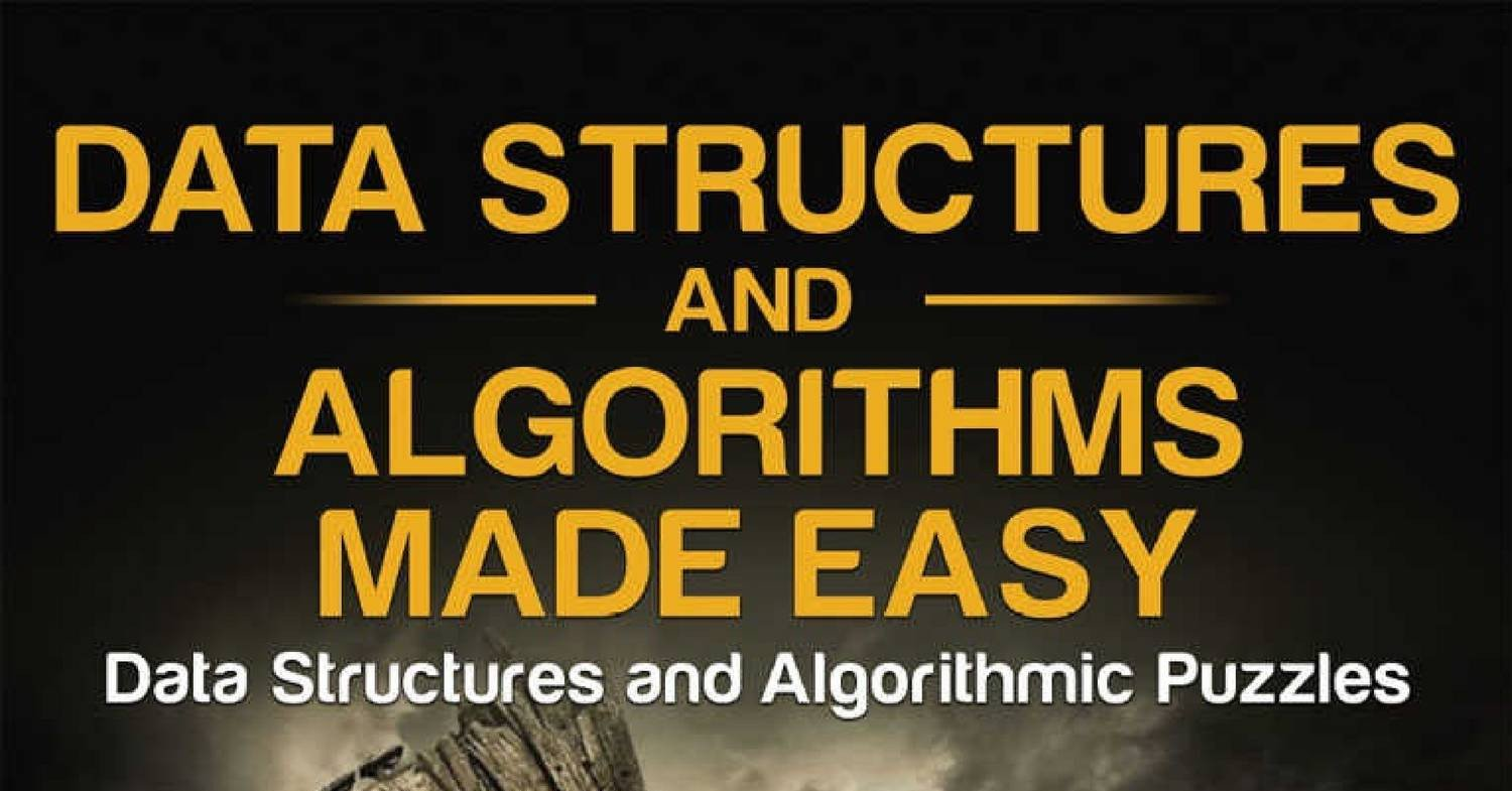 Data structure and Algorithms Puzzles