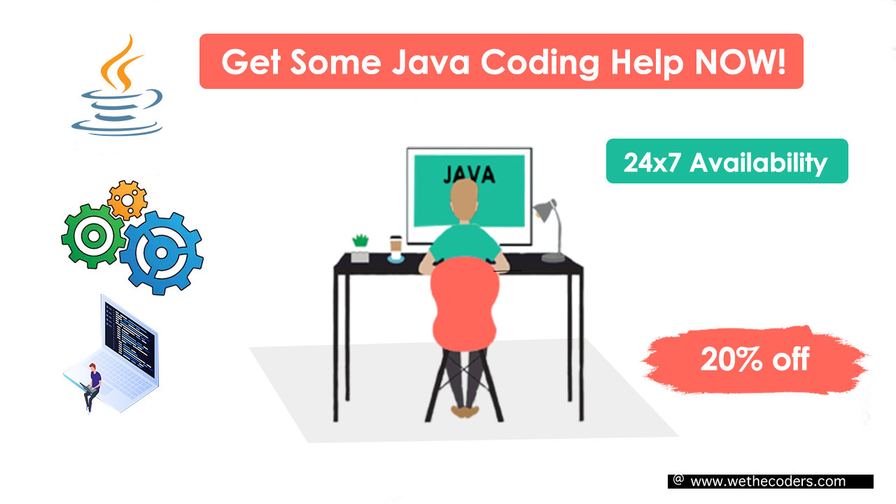 java programming help-wethecoders.